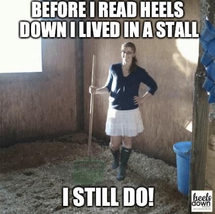 stall-happy