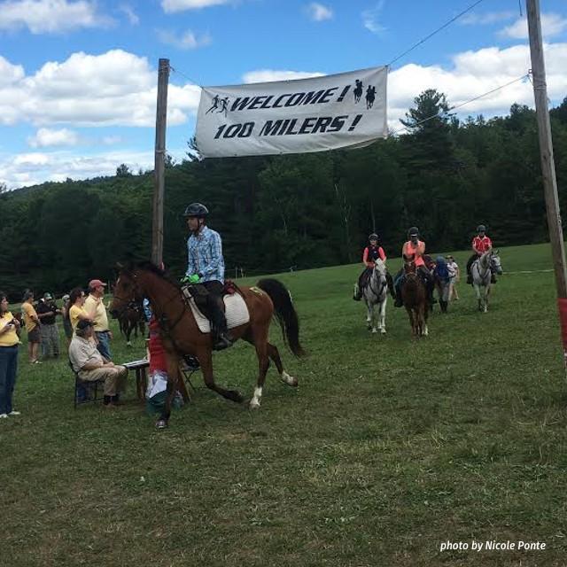 100 Miles on Horseback!(???)