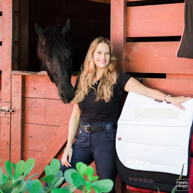 In the Magazine: Dressage Horses Just Want To Have Fun