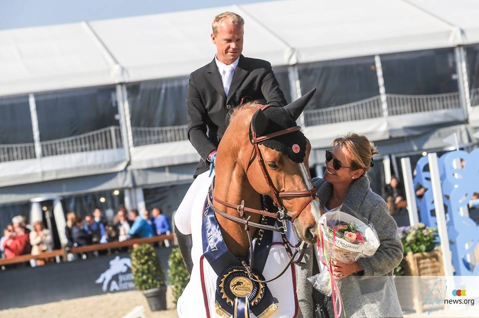 Show Jumping News: Jérôme Guery is on Fire, Wins Again in Antwerp