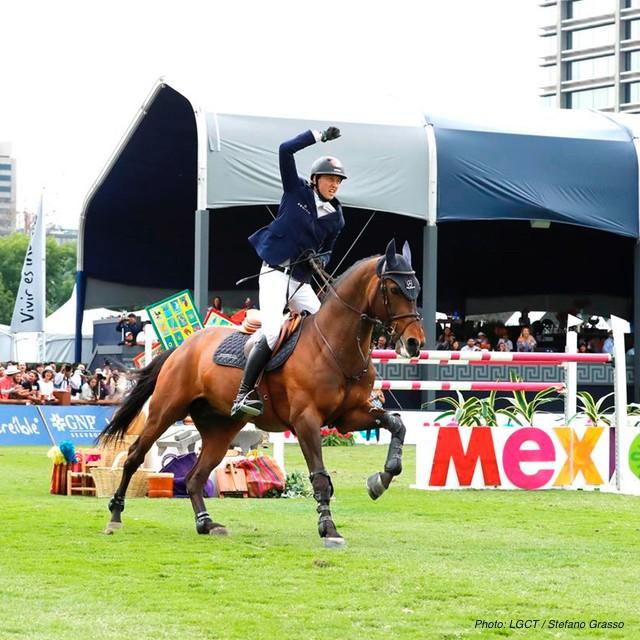 Martin Fuchs Phenomenal in Heart-Racing LGCT Grand Prix of Mexico City