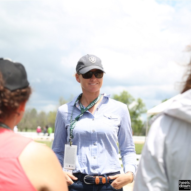 Win the Warm Up: Silva Martin's Dressage Tips for Eventers at Rolex Kentucky CCI4****