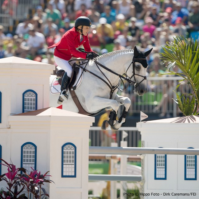 Show Jumping News: Michaels-Beerbaum's Fibonacci 17 Sold To Lillie Keenan