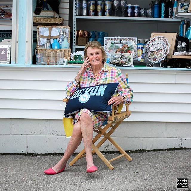 Cool Stories of Devon: Kathy Schwartz Has Been Volunteering at Devon Since the 1960s