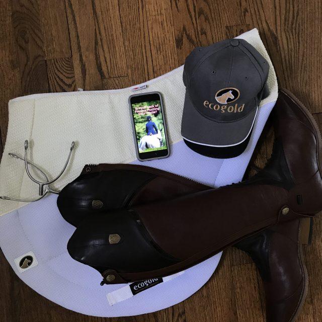 Thursday Trends: ECOGOLD Saddle Pad