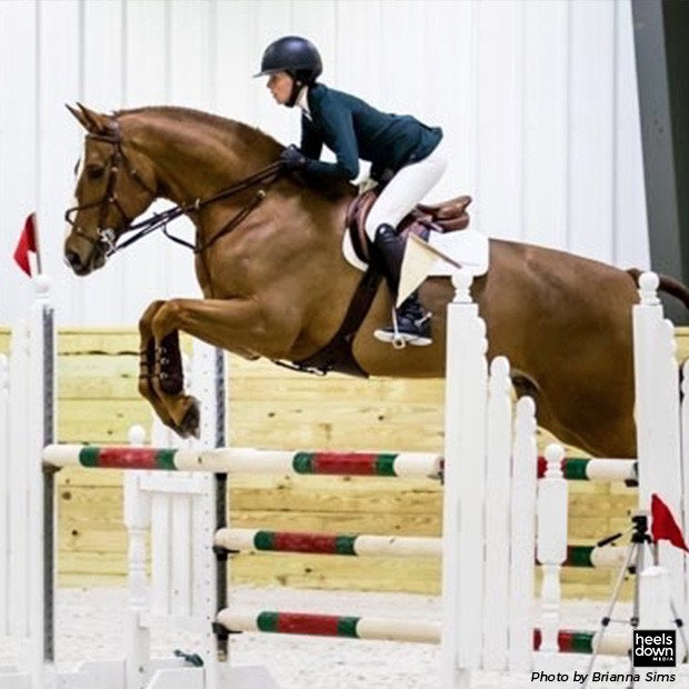 Correct Equitation Should Look Like This, Presented by Kensington Protective Products