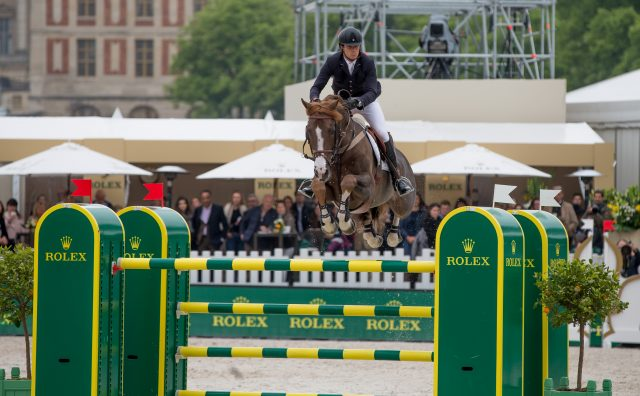 Heels Down Rewind: Pedro Veniss is King in Versailles Grand Prix Rolex