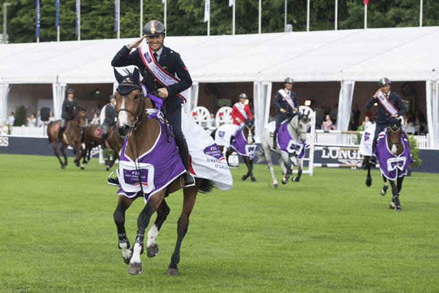 Italian Show Jumping Team On a Roll with St Gallen FEI Nations Cup Victory
