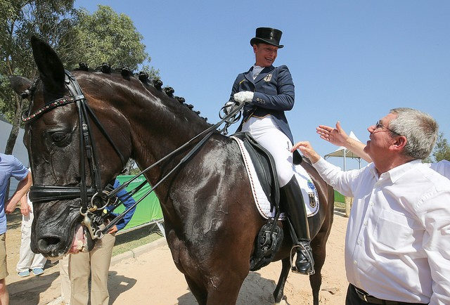 Paris, Los Angeles Submit Site Plans for 2024 Olympic Equestrian Events