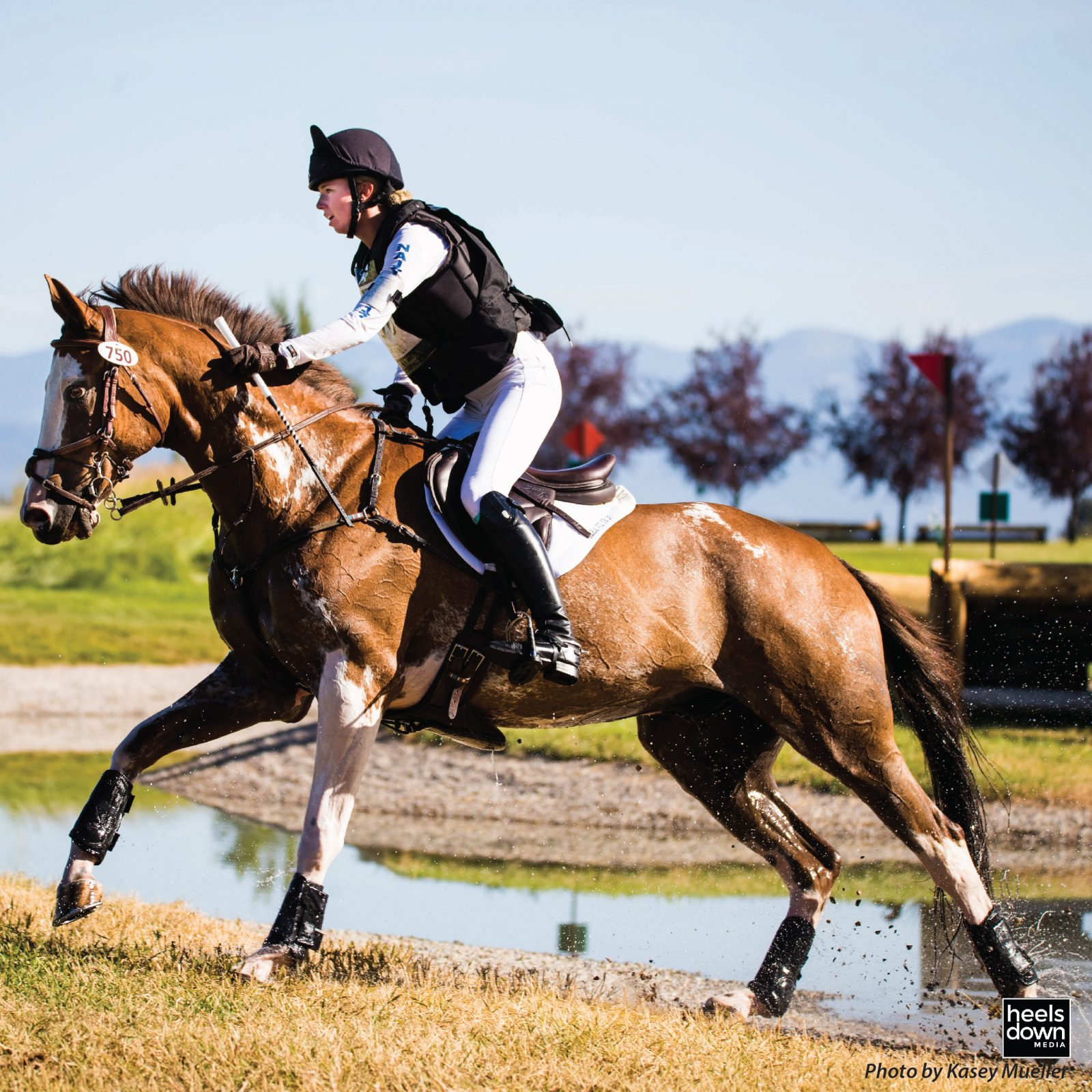 Cool Stories from NAJYRC: Sophie Click is Happy to Put In Her Time