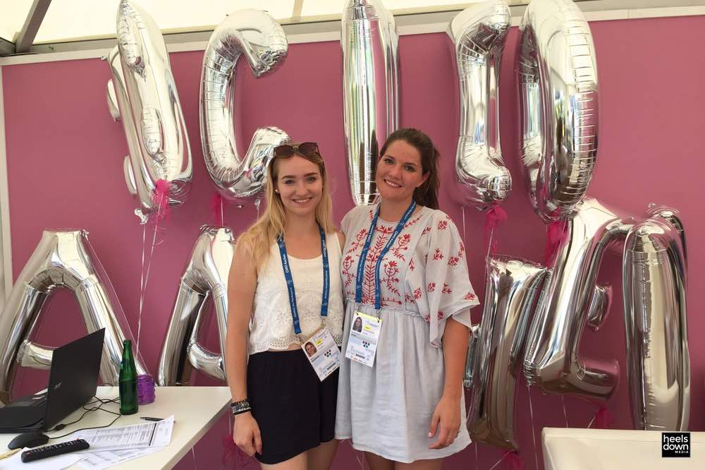 Germany's Internet Stars Collide at the CHIO Aachen Blogger Lounge