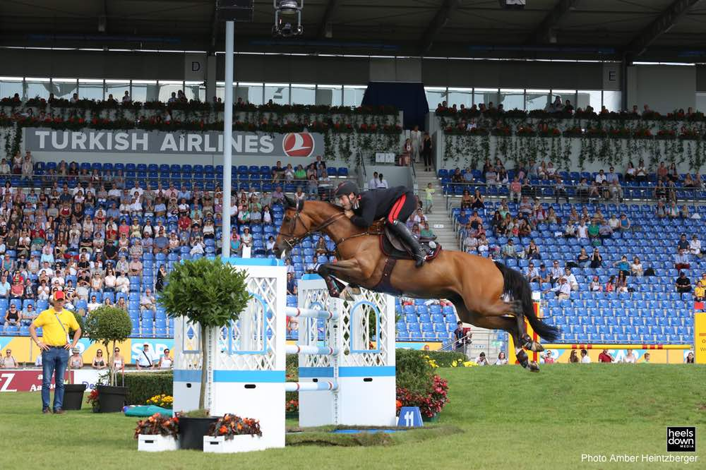 Show Jumping Explained: What Goes Into Course Design? Presented by Back On Track