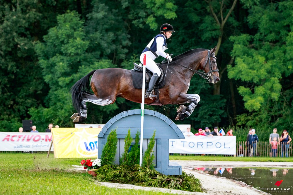 Grit and Glory at the FEI European Eventing Championships