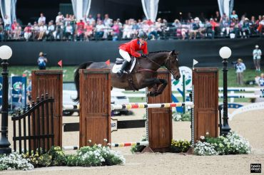 Kentucky Three-Day Event Adds Show Jumping Grand Prix