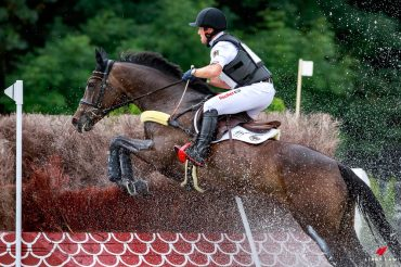 What We Saw: A Cross Country Master Class from Michael Jung