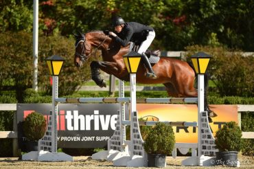 No Prep, No Problem: Joshua Vanderveen Breaks a Five-Month Spell Without Riding to Win at American Gold Cup