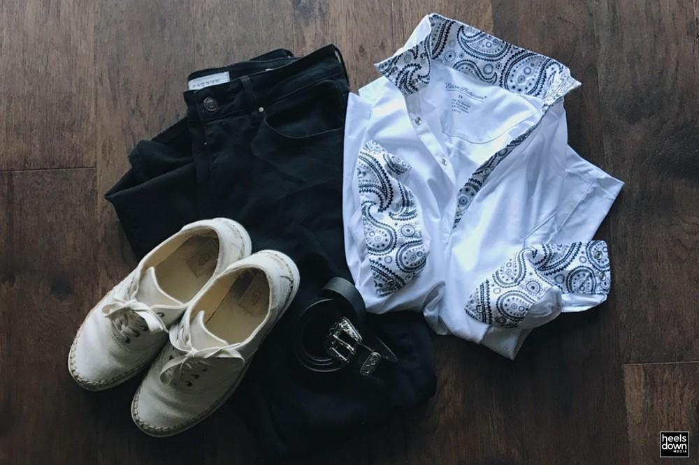 Thursday Trends: Elation Marilyn Wrap Collar Show Shirt