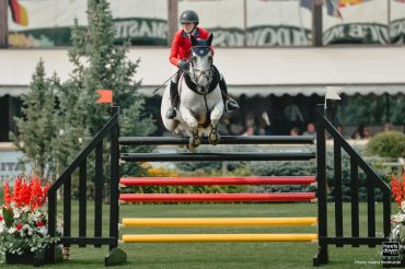 Why You Should Watch Lillie Keenan Ride in the George Morris Excellence in Equitation Championship