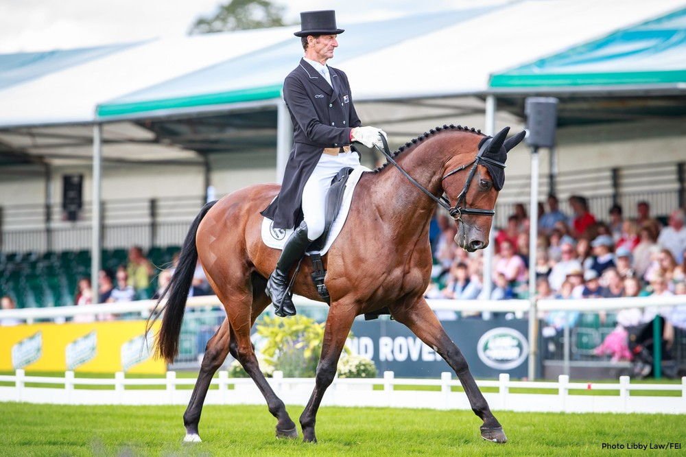 Hot Takes: Burghley - Where The Mighty Fell