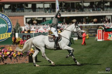 """""""It's So Much Fun, You Can't Believe It!"""": Philipp Weishaupt Wins the $3 Million CP International at Spruce Meadows"""