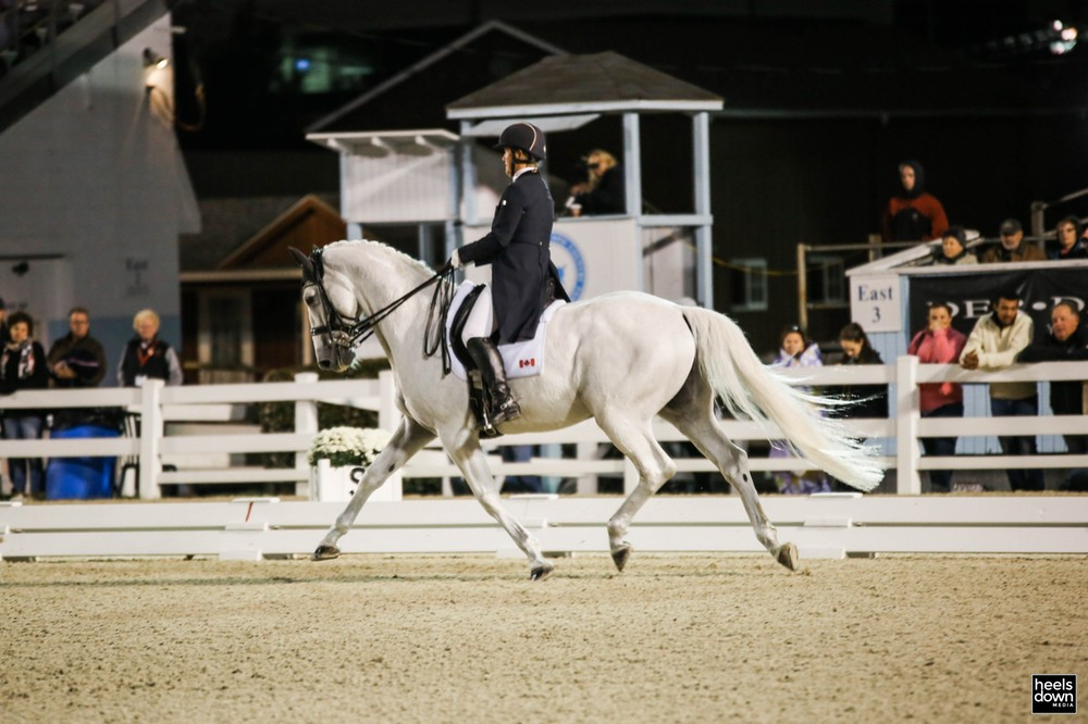 """""""I Think It's the Future"""" Jacquie Brooks Brings Innovative Freestyle to Dressage at Devon"""