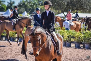 Junior Rider Round Table: What's the Point of Equitation?