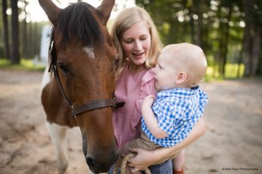 When Priorities Change: An Equestrian Mom's Story