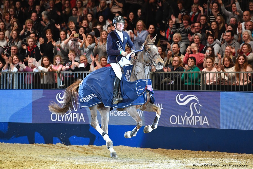 Olympia: The Horse World's Christmas Party