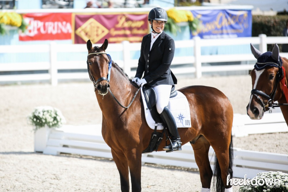 Eiren Crawford: What a Young Dressage Horse Should Be Doing