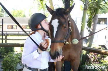 """Lauren Fischer: """"Grooming Is Even More Essential Than Riding"""", Presented by Renwick and Sons"""