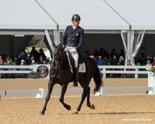 """Boyd Martin on Tsetserleg: """"This Is The First Trakehner I've Taken to The Top of the Sport"""""""