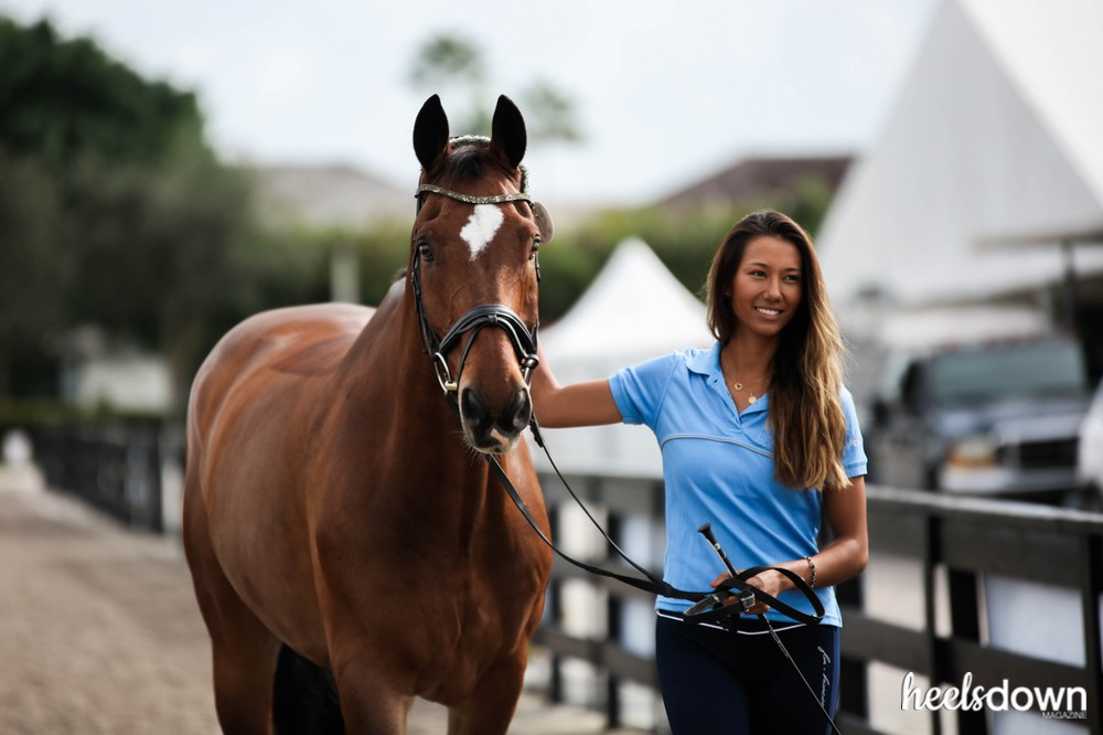 Ellesse Jordan Tzinberg Will Make History At the FEI World Cup Finals