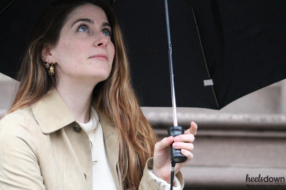 Horse People of New York: Fashion Editor Amelia Diamond