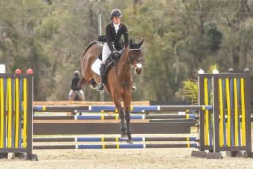 Mythbusters: Lower Level Horses Don't Need to Be Fit, Presented by FLAIR Equine Nasal Strips