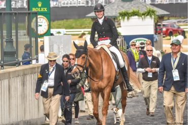 Toto, We're Not In Dressage-Land Anymore, Presented by Wahl