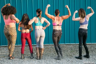 Equestrian Fitness: Your Size Doesn't Determine How Fit You Are
