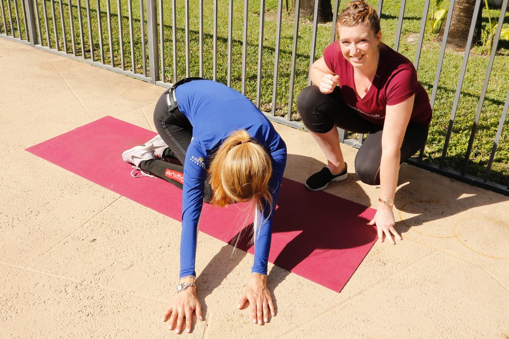 Try These Stretching Exercises to Be More Supple in the Tack