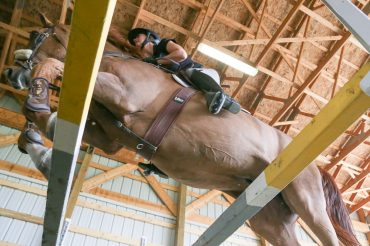 All Ankles and Elbows: Grand Prix Jumper Jenna Ritchie on Proper Release