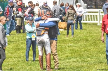 Hugs, Tears, Trembling: The Spirit of Eventing