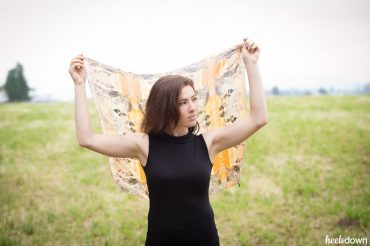 Review: Donna B's Equine Art Silk Scarves