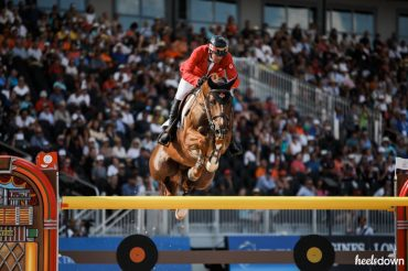 "Eric Lamaze On Final Four: ""I'm  Happy That It's Not Part of Our Sport Anymore"""