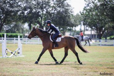 Kelli Cruciotti: Riding the Tense Horse