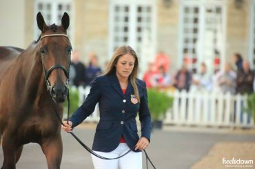 Grooms of WEG: Kendyl Tracy and Donner, Presented by Wahl