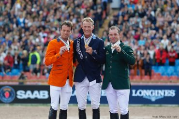 Spicer's Corner: Where Do All These Top Male Riders Spring From?