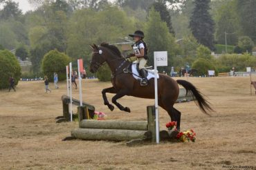 This Legally Blind Eventer Is Still Chasing Her Dreams