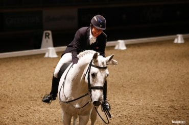 Goose's Swan Song and a Knockout 'Battle of the Sexes' Dressage Derby
