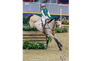 """Lauren Kieffer On Catch Riding At The Royal: """"Please Like Me."""""""