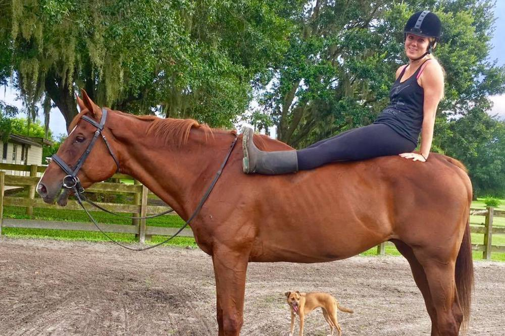 No Saddle December, Because 'Ain't Nobody Got Time for That'