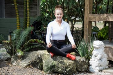 The Mindful Equestrian: Meditation for Performance